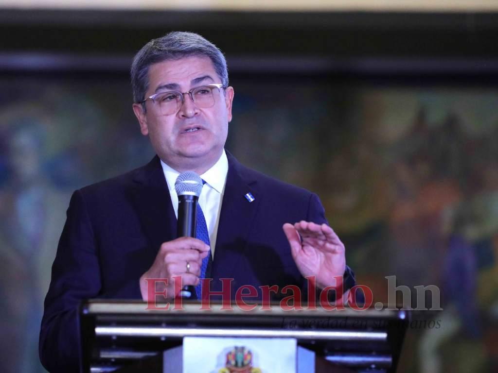"Juan Orlando Hernandez: ""The island of Cunego is the territory of Honduras, period"""