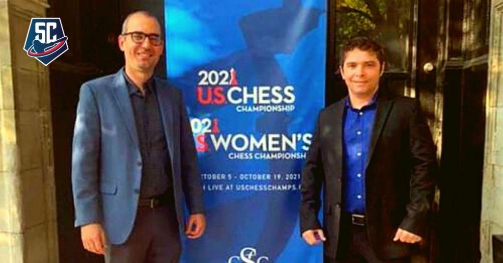 Leinier Domínguez y Lázaro Bruzón participan actualmente en el Campeonato Nacional de Estados Unidos de 2021