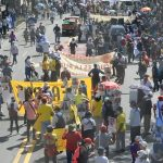 Mubasher: Citizens are again marching against the Bukele government