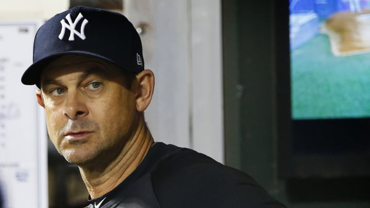 Rumors are that Aaron Boone will stay in New York