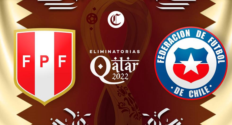 See: Peru vs.  Chile Today Live Streaming via Chilevisión and Movistar Deportes for Qatar 2022 Qualifiers |  Total Sports