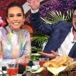 Tania Rincon is insulted by Paul Stanley on 'Hoy' and the host attacks her |  News from Mexico