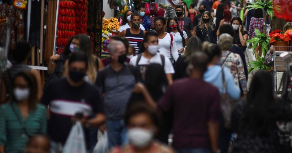 The IMF has raised its growth forecast for Latin America to 6.3% in 2021
