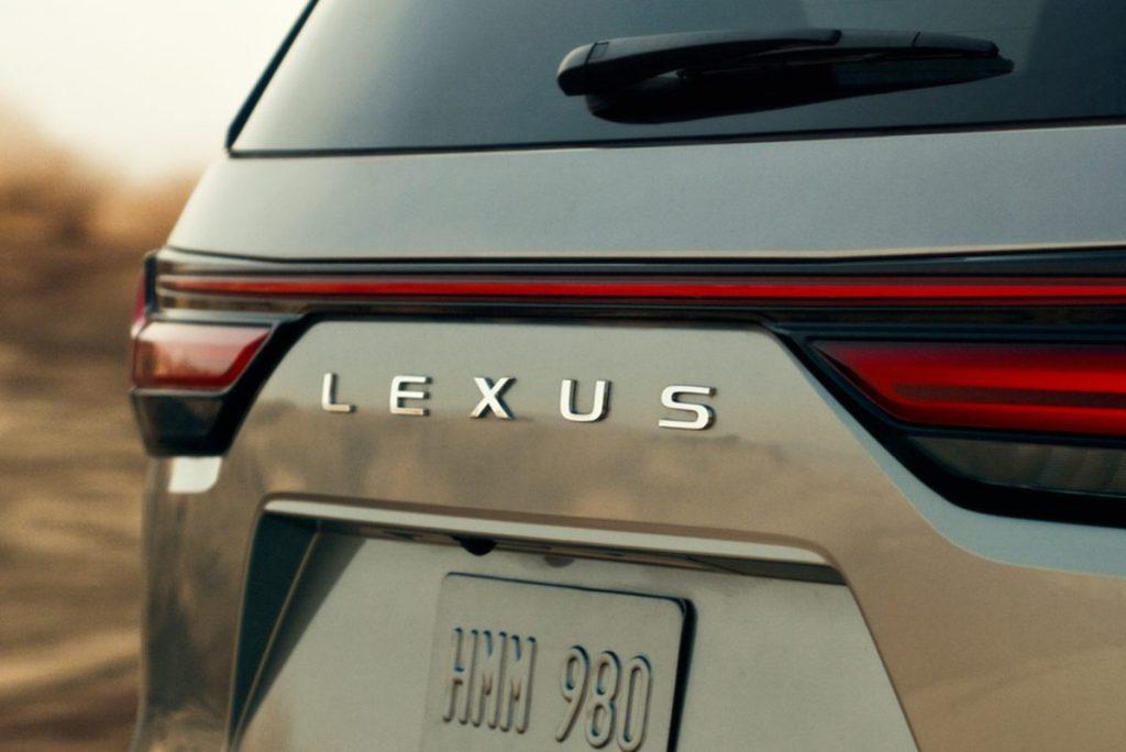 El Lexus LX 2022 podría contar con un motor V6 biturbo de 3.5 litros.
