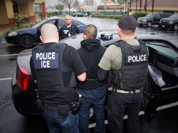 El Gobierno de EEUU suspende las redadas de inmigrantes en lugares de trabajo
