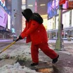 """The cold wave may come """"suddenly"""" in New York"""