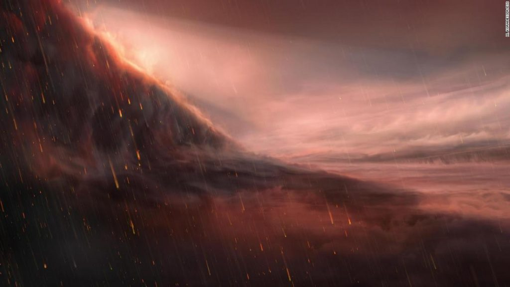 The planet where iron rains is more dangerous than scientists thought