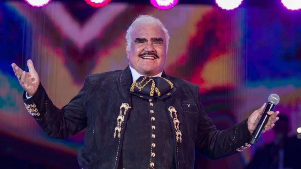 Vicente Fernandez: How is Chente's health today, Saturday 2 October?  |  Video