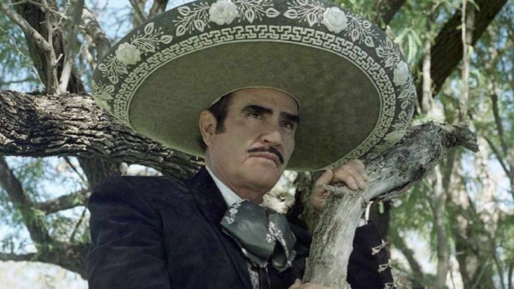 Vicente Fernández wants this song to be sung to him when he is buried
